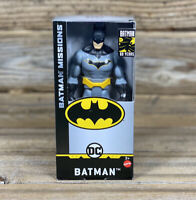 "DC Comics Batman Missions 80 Years Batman 6"" Action Figure New in Box"