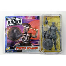 Boss Fight Studio Vitruvian HACKS Cursed Spartan Action Figure