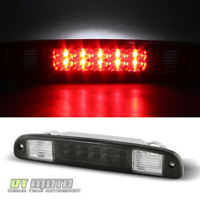[Smoke Lens] 1997-2004 Dodge Dakota LED 3rd Third Brake Light Cargo Stop Lamp
