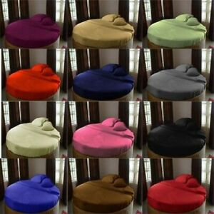 4 PC Round Bed Sheet Set 1000 TC Best Egyptian Cotton All Sizes & Colors