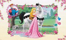 Photo Murale Papier peint 254x184cm Princesse Disney & Prince Filles