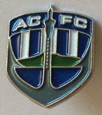 ACFC Football Club Pin Badge Rare Anchor Design Soccer Memorabilia (E3)