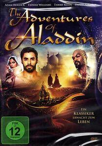 The Adventures of Aladdin (DVD) NEU&OVP - Ein Klassiker erwacht zum Leben