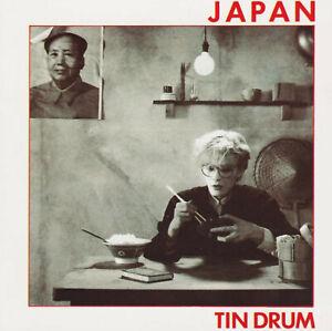 Japan – Tin Drum - CD Album - New Wave Synth-pop