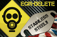 EGR blanking plate FORD Transit LDV Taxi TX2 2.4 Big Valve STAINLESS STEEL!!!