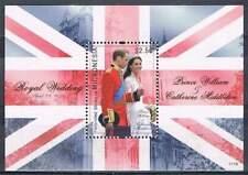Micronesia 2011 postfris MNH block - Royal Wedding (S0876)