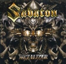 SABATON METALIZER RE-ARMED 2 CD