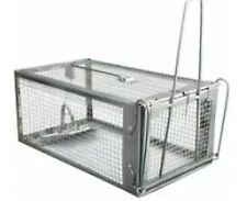 Gingbau Live CreatureTrap Rodent Cage Trap 2 traps see description