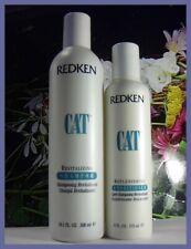 Redken Cat Shampoo &Replenishing Conditioner Restores Hairs Moisture Balance SET