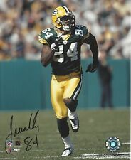 Javon Walker Green Bay Packers Autographed 8x10 Photo
