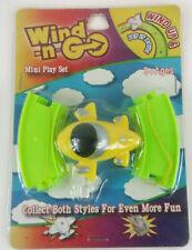 Items 4U Wind-n-Go Mini Play Set 8 Pieces Track