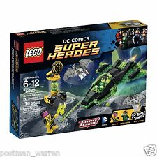 LEGO - Green Lantern vs. Sinestro - DC Super Heroes 76025 - Brand New and Sealed