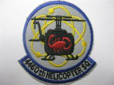 U.S. Air Force 4460th Helicopter Squadron patch Usaf Patch