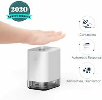 Mini Sterilizer Alcohol Sanitizer Spray Sprayer Disinfectant Machine Home Office