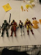 Marvel Legends Ironman 2020, World Wind, Songbird And Malekith
