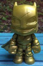 FUNKO Mystery Mini GOLD ARMORED Batman V Superman GAMESTOP EXCLUSIVE (F3)