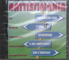 Mastersound CD Battistimania Timbro SIAE a Secco Nuovo Sigillato