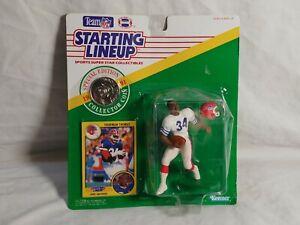 Vintage Starting Lineup NFL Thurman Thomas Buffalo Bills 1991