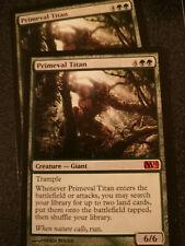 Primeval Titan x1 NM MTG Magic the Gathering
