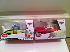 Disney Pixar Cars Dexter Hoover & Dex CHASER Die Cast from the Disney Store