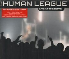 The Human League(CD Album)Live At The Dome-Secret-SMACD904-UK-2005-New