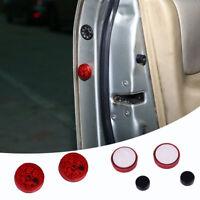 Universal Wireless Safety Car Door Warning LED Flash Light Lamp Anti-collision