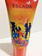 Escada Sunset Heat Moisturizing Perfume Body Lotion 5.0 oz