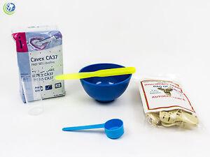 Grillz Gold & Silver Teeth Custom Mold Impression Material W/ 12 Lower Trays Kit