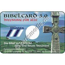 CD-ROM: HOFFNUNG FÜR ALLE - BibelCarD - vollständig Ausgabe AT & NT *NEU*
