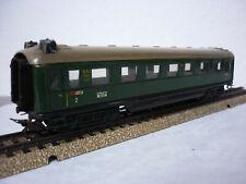 Märklin 346/1 BS, D-Zugwagen mit Zugschußlampen 2.Klasse - mit Rautenkarton