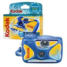 Kodak Aqua Watersport Imperméable 15 m Usage Unique APPAREIL PHOTO JETABLE - 27 photos