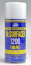 Gunze Mr Hobby Mr. Surfacer 1200 Primer Spray Can  5.75 oz. (170ml) B515