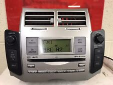 Toyota Yaris W58824 Car Radio Stereo Cd Cassette Player Cq-Ts0570lc 86120-0d210