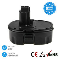 18V DC9096 Ni-Mh For DeWALT Replace Battery DC9096 18-Volt XRP DW9098 DC9099 New