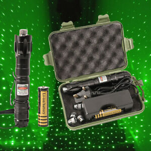 1mW GHOST HUNTING LASER GRID PEN GREEN 532NM PARANORMAL (5X PATTERNS, STAYS ON)