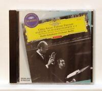 GEZA ANDA, FERENC FRICSAY - BARTOK piano concertos nos.1-3 DGG CD NM