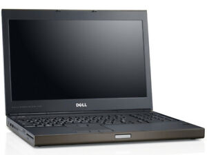 """DELL PRECISION M6400 17.3"""" C2D T9600 @2.80GHz 4GB NO HDD INCLUDED"""
