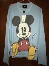 DOLCE & GABBANA l t-shirt 48 mickey mouse