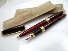 S.T. Dupont Luxus-Schreibgeräte Füllfederhalter