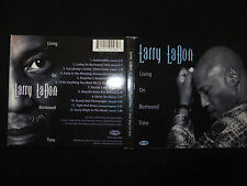 CD LARRY LADON / LIVING ON BORROWED TIME /
