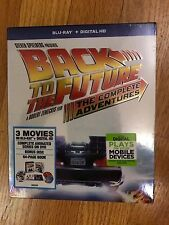 Back to the Future: The Complete Adventures (Blu-ray/Digital HD), new and sealed