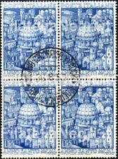 Italia 1950 - Anno Santo - 55 lire in quartina usata/@