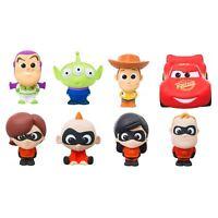 Sambro's Disney Pixar Squishy Palz Toys - Cars, Toy Story & Incredibles