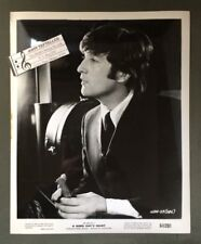 Original 1960's 8 x 10 Rock & Roll Publicity Photo The Beatles Hard Day's Night
