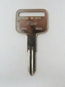 GMC Isuzu Key Blank - B54 or X154 by Ilco - Old Stock