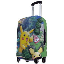 "Pokemon Luggage Protector Elastic Suitcase Cover 18''- 20"" y64 w1042"