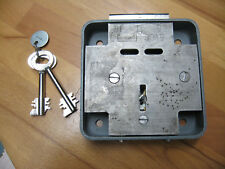 VTG GERMAN WITTKOPP CAWI SAFE DEPOSIT BOX VAULT 8 LEVERS DIEBOLD DOOR KEY LOCK 1