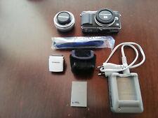 Olympus PEN Mini E-PM2 16.1 MP Digital Camera + 14-42mm EZ lens