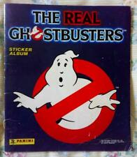 Panini Sticker Album. The Real Ghostbusters Sticker Album. Old Ghostbusters