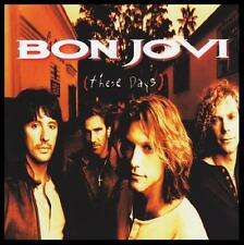 BON JOVI - THESE DAYS D/Remaster CD w/BONUS VIDCLIP ~ JON 90's HEAVY METAL *NEW*